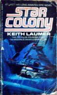 Star Colony by Laumer, Keith