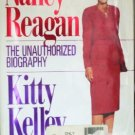 Nancy Reagan: The Unauthorized Biography by Kelley, Kitty