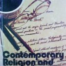 Contemporary Religion and Social Responsibili by Brockman, Norbert (editor)