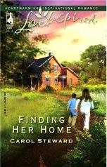 Finding Her Home by Steward, Carol