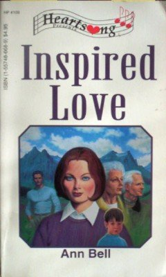 Inspired Love by Bell, Ann