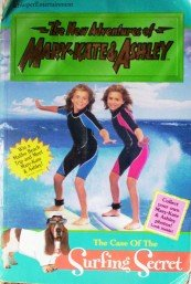 The Case of the Surfing Secret by Dubowski, Cathy
