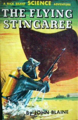 The Flying Stingaree by Blaine, John