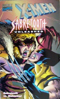 X-Men: Sabretooth Unleashed by Kamida, Vicki