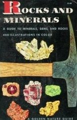 Rocks and Minerals by Zim, Herbert S.