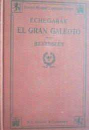 el Gran Galeoto by Echegaray, Jose