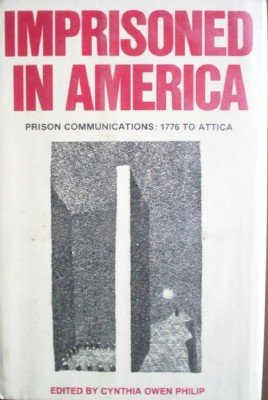 Imprisoned in America by Philip, Cynthia Owen (editor)