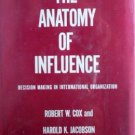 The Anatomy of Influence by Cox, Robert