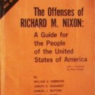 The Offenses Of Richard M. Nixon by Dobrovir, William