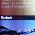 Austria by Fodor's