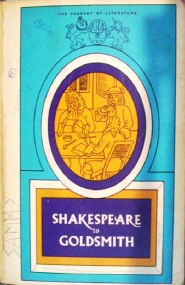 The Pageant of Literature Shakespear to by Browne, Joseph