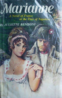 Marianne by Benzoni, Juliette