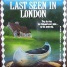 Last Seen in London by Clarke, Anna