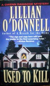 Used to Kill by O'Donnell, Lillian