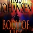 Body of Lies by Johansen, Iris