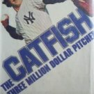 Catfish the Three Million Dollar Pitcher by Libby, Bill