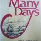 City of Many Days by Hareven, Shulamith