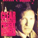 Clear and Present Danger by Clancy, Tom