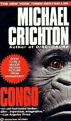Congo by Crichton, Michael