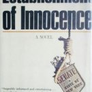 Establishment of Innocence by Aronson, Harvey