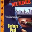 Full Frontal Murder by Paul, Barbara