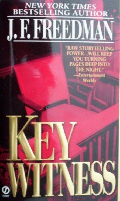 Key Witness by Freedman, J F