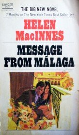 Message from Malaga by MacInnes, Helen