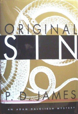 Original Sin by James, P D