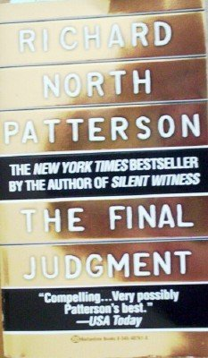 The Final Judgement by Patterson, Richard North