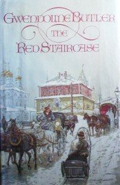 The Red Staircase by Butler, Gwendoline
