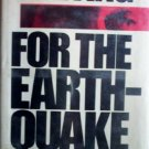 Waiting for the Earthquake by Swaim, Lawrence