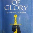 Isle of Glory by Jane Oliver (HB First Ed 1964 G)