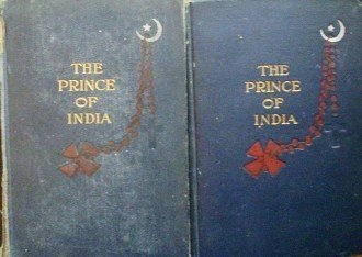 The Prince of India Lew Wallace Vol 1 & 2 (HB Acc 1893)