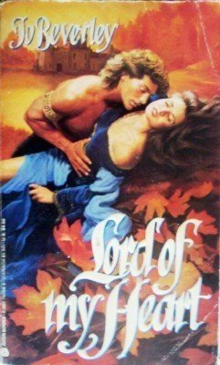 Lord of My Heart by Jo Beverly (1992) Free Shipping