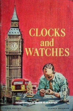 Clocks and Watches by Science Services (SC 1971 G)