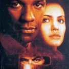 The Bone Collector Angelina Jolie Denzel Washington VHS