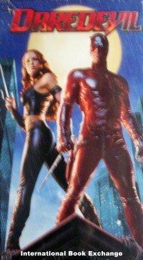 Daredevil Ben Affleck (VHS 2003 Good)