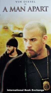 A Man Apart Vin Diesel (VHS Good)