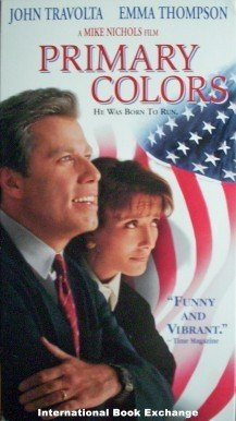 Primary Colors (VHS, 1998 Good)