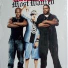 Malibu's Most Wanted (VHS, 2003, Good)