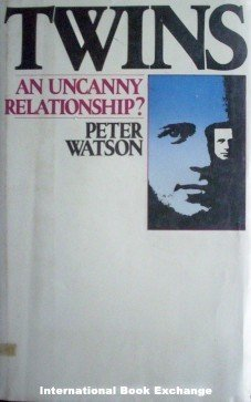 Twins by Peter Watson (1982, Hardcover G/G)