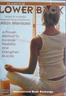 Pilates for Lower Back Pain (DVD New)