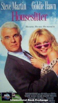 Housesitter (VHS, 1992 Good)