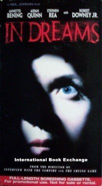 In Dreams (VHS, Good)