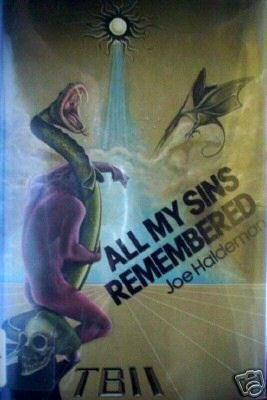 All My Sins Remembered Joe W. Haldeman (SIGNED First G)