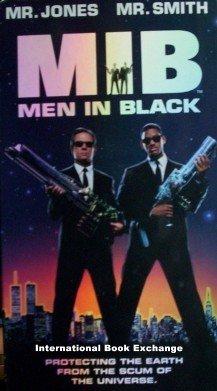 Men In Black MIB (VHS, 1997 Good)