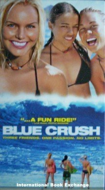 Blue Crush (VHS 2003 Good)