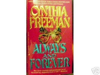 Always and Forever by Cynthia Freeman (MMP 1991 G)