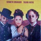 Wild Wild West (VHS, 1999 G/G) Will Smith Kevin Kline