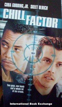 Chill Factor (VHS, 2000 Good / Good) Cuba Gooding, Jr.